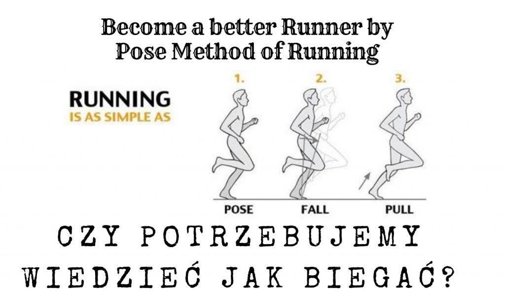pose method technika biegania